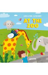 English Books. Look and find, Clever baby: At The Zoo -