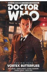 Doctor Who. The Tenth Doc - Nick Abadzis